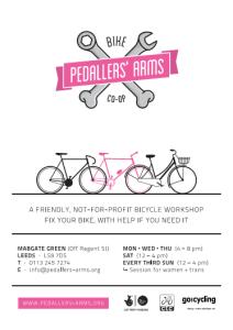 PedallersPosterA3