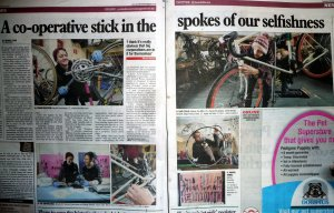 Yorkshire Evening Post Article