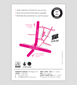Pedallers-flyer-side B